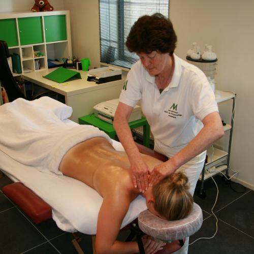 contant geld massage weinig in Schoonhoven